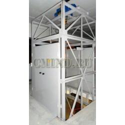 Грузовой подъемник CMInd-К2-2000-2000х1500х1800