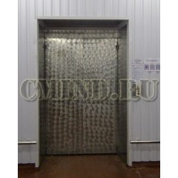 Грузовые подъемники CMInd-К3-2000-1600х2000х2200