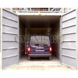 Грузовой подъемник для автомобилей CMInd-К4-3000-3000х5000х3000