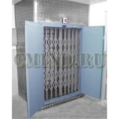 Шахтный подъемник CMInd-К2-250-1000х800х1500