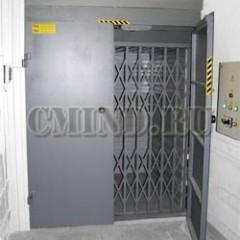 Грузовой подъемник CMInd-К2-500-1500х1000х1600
