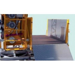 Строительный грузовой подъемник SAECLIMBER H15