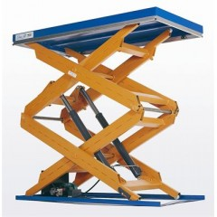 Подъёмный стол TPD 3000 EdmoLift