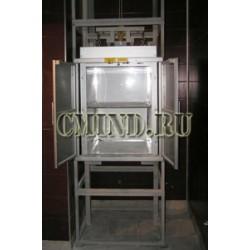 Ресторанные лифты CMInd-К2-100-600х600х850