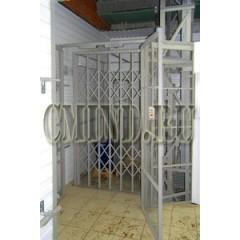 Грузовой мачтовый подъемник CMInd-П2-1000-1200х1000