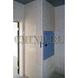 Малый грузовой лифт CMInd-К2-50-600х600х800