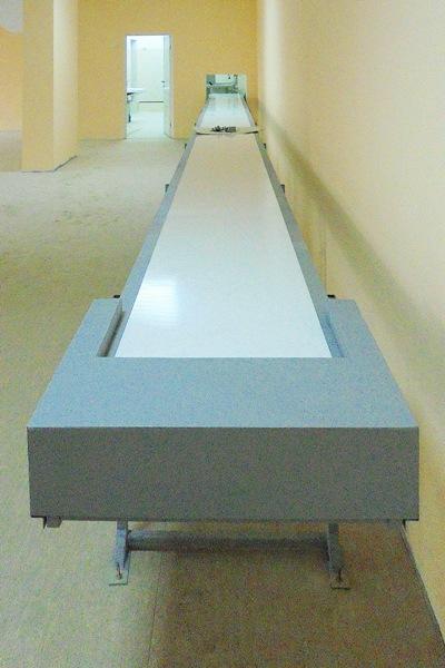 транспортер для школьной столовой