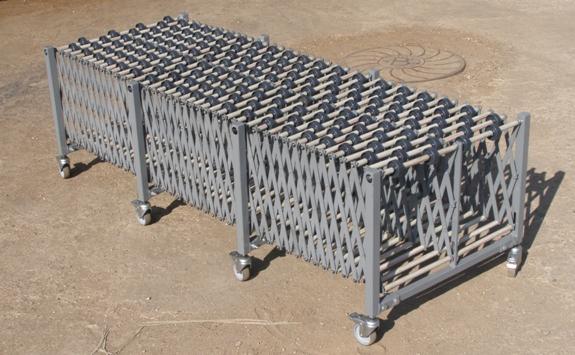 Рольганг подъемный светодиодные фары для транспортера т5
